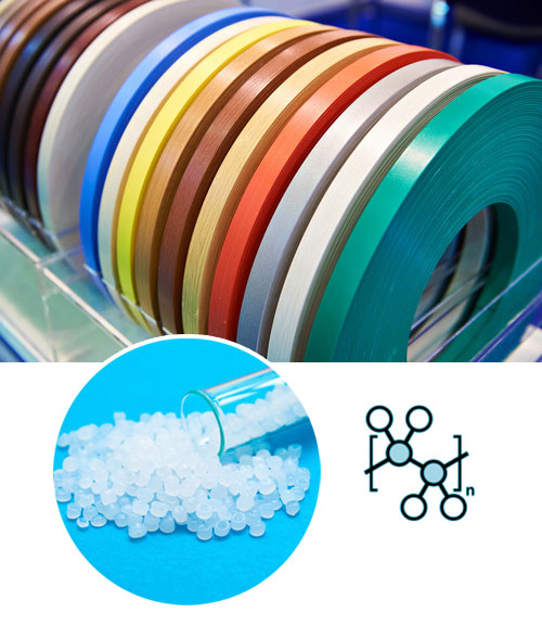 polyethene collage