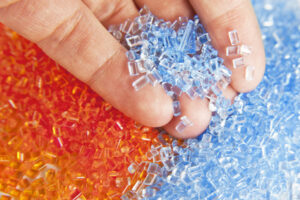 plastic polymer colors resins